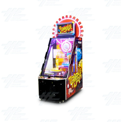 Triple Turn Ticket Redemption Machine