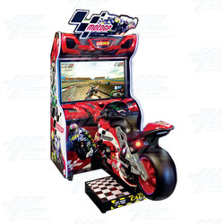 MotoGP Arcade Machine