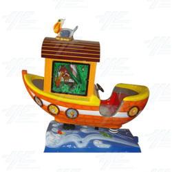 Arka - Ride n' Play Interactive Boat Game