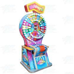 Whirlwind Ticket Redemption Machine