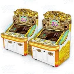 Fish Lagoon (Twins) Ticket Redemption Machine