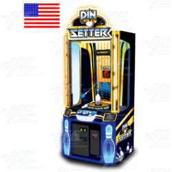 Pin Setter Ticket Redemption Machine