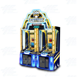 Pin Setter Ticket Redemption Twin Machine