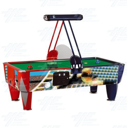 SAM - Fast Track Soccer Air Hockey