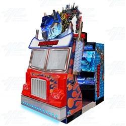 Transformers: Shadow Rising Arcade Machine