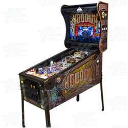 Houdini: Master of Mystery Pinball Machine