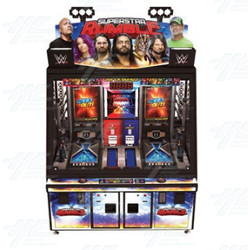 WWE Superstar Rumble Arcade Machine