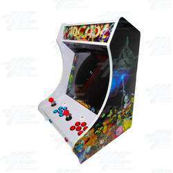 Arcade 2 Player Desktop Arcade Machine
