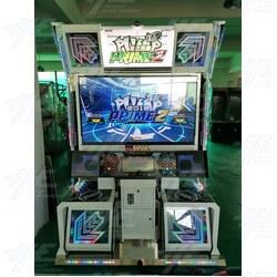 Pump It Up XX 20th Anniversary Edition Arcade Machine