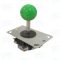 Green Ball Top Joystick for Arcade Machine
