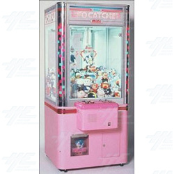 UFO Catcher Mini Crane Machine