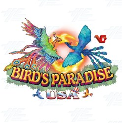 Bird Paradise USA Software Gameboard Kit