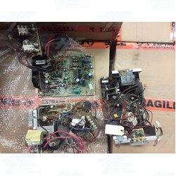 Assorted Chassis Boards (3x Boards)