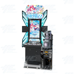 Sound Voltex 4 Arcade Machine