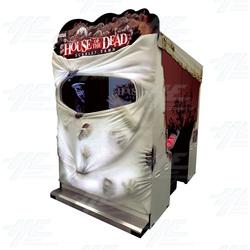 House of the Dead Scarlet Dawn SDLX Arcade Machine