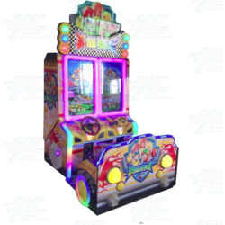 Kid Racing Ticket Redemption Machine