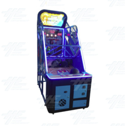 Basketball League Ticket Redemption Machine