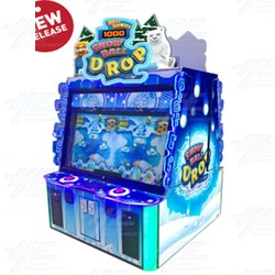 Snowball Drop 4P Ticket Redemption Machine