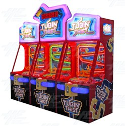 Tubin Twist Deluxe Ticket Redemption Machine