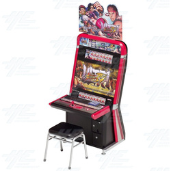 Ultra Street Fighter IV Arcade Machine Set (2x 32 Inch Vewlix Cabinets)