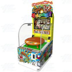 Cho Chabudai Gaeshi Arcade Machine