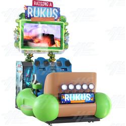 Rukus VR Arcade Machine
