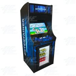 The Entertainer 26inch Arcade Machine (Blue Version)