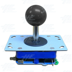 Black Ball Top Joystick for Arcade Machine (Zippy Styled)
