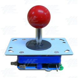 Red Ball Top Joystick for Arcade Machine (Zippy Styled)