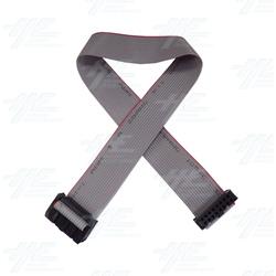 16 Pin Ribbon Cable - 30cm