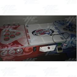 Power Pong Arcade Machine (Clearance)