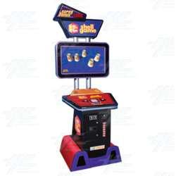 The Price is Right: Shell Game Arcade Machine (Clearance)