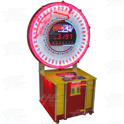 Red Hot Fire & Ice Arcade Machine (Clearance)