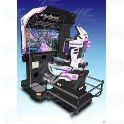Starwing Paradox Arcade Machine