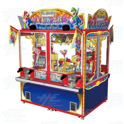 Mario Party Spinning! Carnival Medal Machine