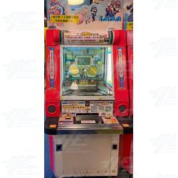 Super Mario Bros Medallusion Coin Pusher Machine