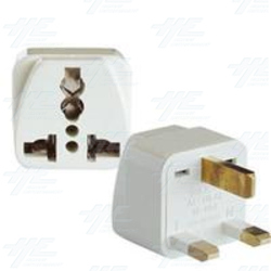 Universal Travel Power Plug Adapter UK Model