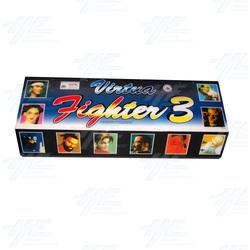 Virtua Fighter 3 (Large Hard Header) (New)