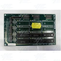Namco System 22 Point ROM PCB