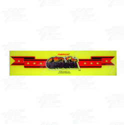 Point Blank / Gun Bullet Plastic Hard Header