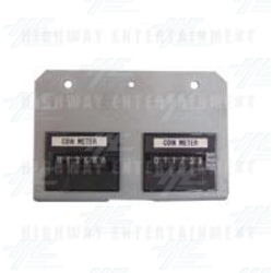 Keisu 6 Digit Electromagnetic Counter Series NX - Model: NX-O6PD039