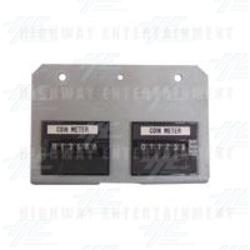 Keisu 6 Digit Electromagnetic Counter Series NX - Model: NX-O6PD039