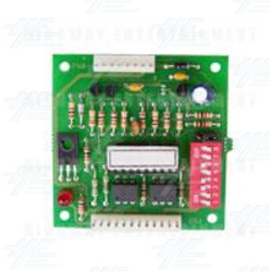Ticketflex Credit Board for Ticket Dispenser - Model A2