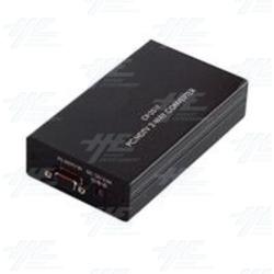 RGB Sync on Green 31k to VGA / HDTV Converter