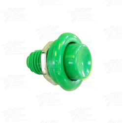 Pushbutton for Pinball Machine - Green