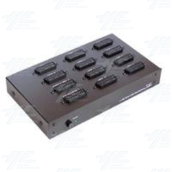 Scart / RGB Video Distribution Amplifier (10 way)