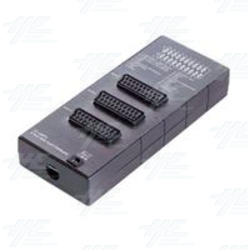 Scart / RGB Video Distribution Amplifier (2 way)