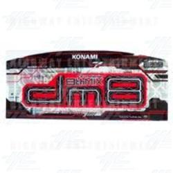 Drummania 8th Mix Soft Header