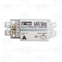 Fluorescent Ballast For 15W Lamp