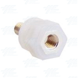 Spacer M3x7 Hex with Stud